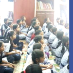 Yoga Workshop With School Children [Dharma Bharathi Mission & Deloitte Impact Day]