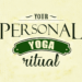 Your personalized yoga ritual blog